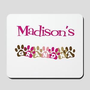 Madison's Grandma Mousepad