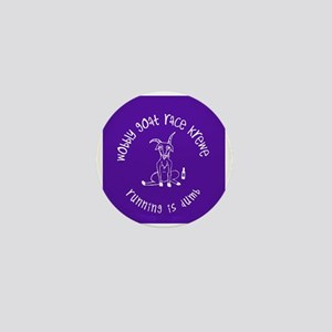 Wobbly Goat Race Krewe Mini Button
