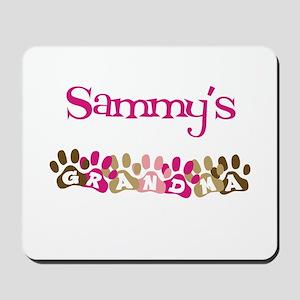 Sammy's Grandma Mousepad