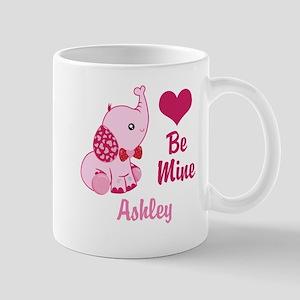 Valentine Elephant 11 oz Ceramic Mug