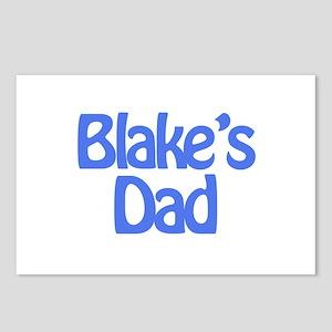 Blake's Dad Postcards (Package of 8)