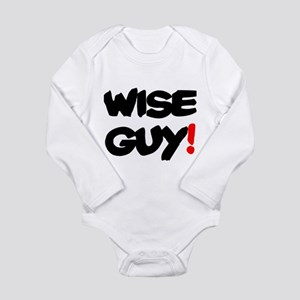 WISE GUY! Body Suit