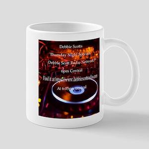 Debbie Scotts Thursday Night Spe 11 oz Ceramic Mug