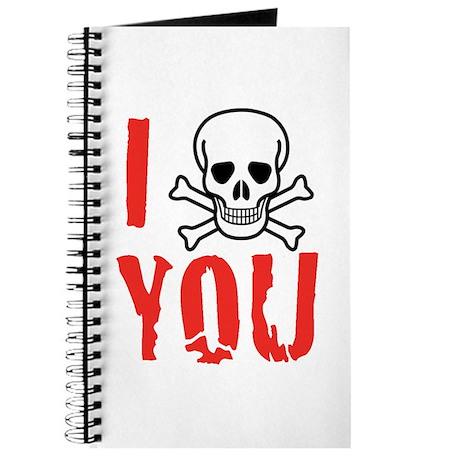 I poison Logo You Journal