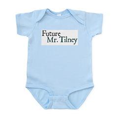 Future Mr. Tilney Infant Creeper
