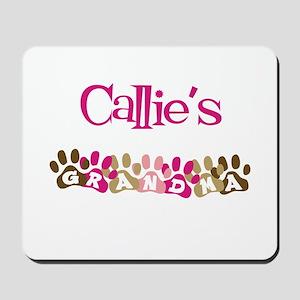 Callie's Grandma Mousepad