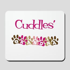 Cuddles's Grandma Mousepad