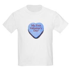 My First Valentine's Day T-Shirt