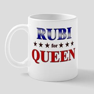RUBI for queen Mug
