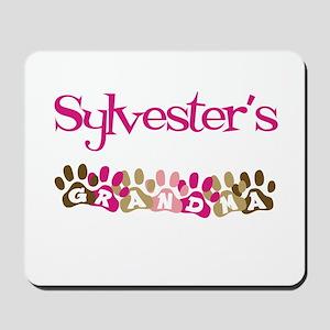 Sylvester's Grandma Mousepad