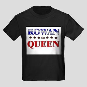 ROWAN for queen Kids Dark T-Shirt