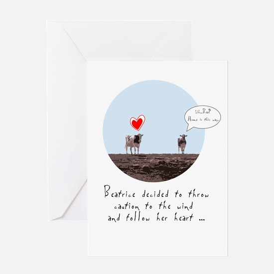 Home is Where Your Heart Is Valentine Card