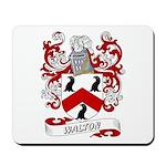 Walton Coat of Arms Mousepad