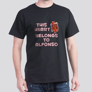 This Heart: Alfonso (C) Dark T-Shirt