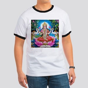 Lakshmi Goddess of Wealth, Happiness, and T-Shirt