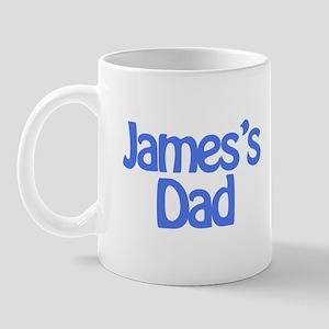 James's Dad Mug