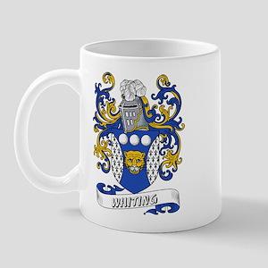 Whiting Coat of Arms Mug