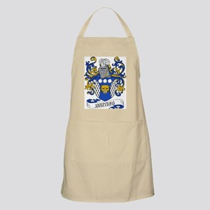Whiting Coat of Arms BBQ Apron