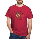 You're Looking at One Hot Papa! Dark T-Shirt