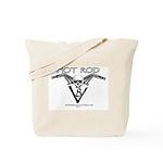 HOT ROD V8 Tote Bag