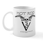 HOT ROD V8 Mug