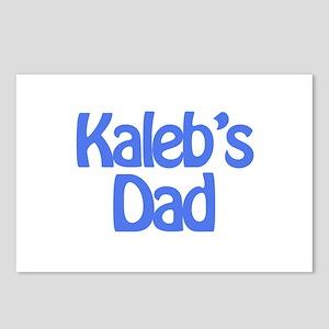 Kaleb's Dad Postcards (Package of 8)
