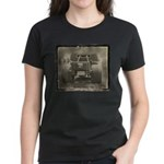 REAR VIEW Women's Dark T-Shirt