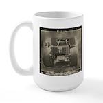 REAR VIEW Large Mug