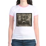 REAR VIEW Jr. Ringer T-Shirt