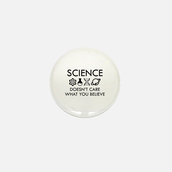 Science Mini Button