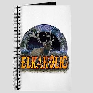 Elkaholic Elk t-shirts and gi Journal