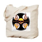 Maltese Cross Tote Bag