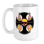 Maltese Cross Large Mug