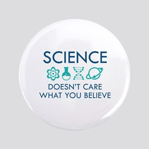 """Science 3.5"""" Button"""