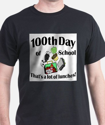 100th Day Lunches T-Shirt