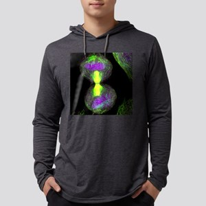 HeLa cell division, light micr Long Sleeve T-Shirt