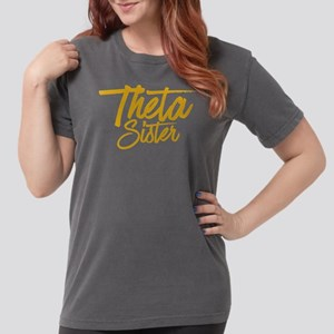 Kappa Alpha Theta Sist Womens Comfort Colors Shirt