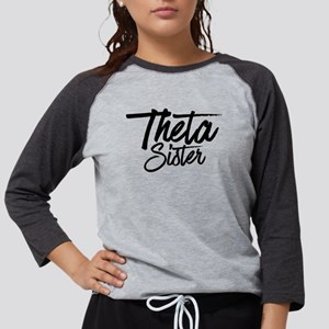 Kappa Alpha Theta Sister Womens Baseball Tee