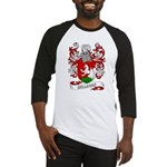 Williams Coat of Arms Baseball Jersey