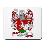 Williams Coat of Arms Mousepad