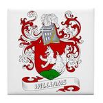 Williams Coat of Arms Tile Coaster