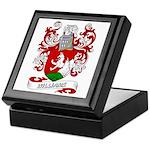 Williams Coat of Arms Keepsake Box