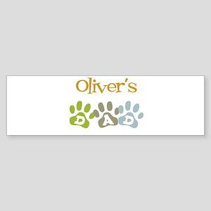 Oliver's Dad Bumper Sticker