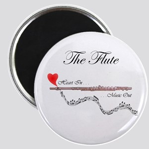 'The Flute' Magnet
