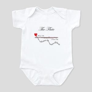 'The Flute' Infant Bodysuit