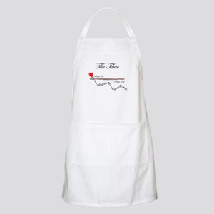 'The Flute' BBQ Apron