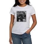 BURN OUT CHAMP Women's T-Shirt