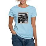 BURN OUT CHAMP Women's Light T-Shirt