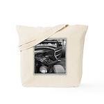 BURN OUT CHAMP Tote Bag