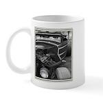 BURN OUT CHAMP Mug